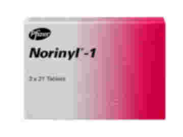 Pack of 63 Norinyl-1 tablets