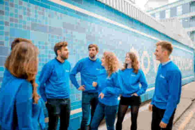 Members of the Zava team