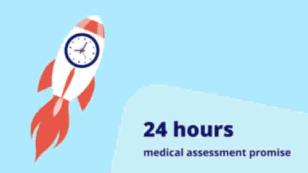 24 hour medical assessment