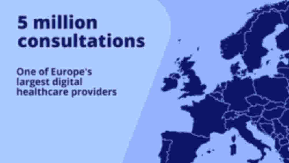 5 million consultations graphic