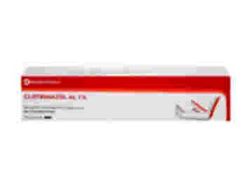 Packungsvorderseite einer Tube Clotrimazol AL 1% von Aliud Pharma