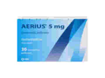 Aerius 5 mg comprimés