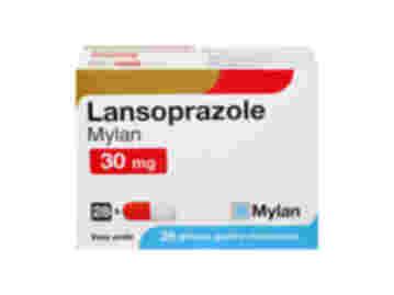 lansoprazole 30 mg comprimés