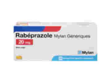 Rabeprazole 20 mg comprimés