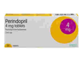 Perindopril for CHD
