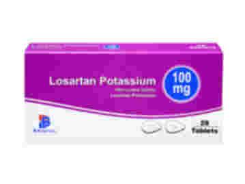 Losartan for CHD