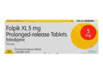 Felodipine for CHD