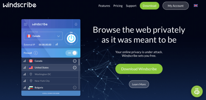 Windscribe: Finally a Great VPN Service?
