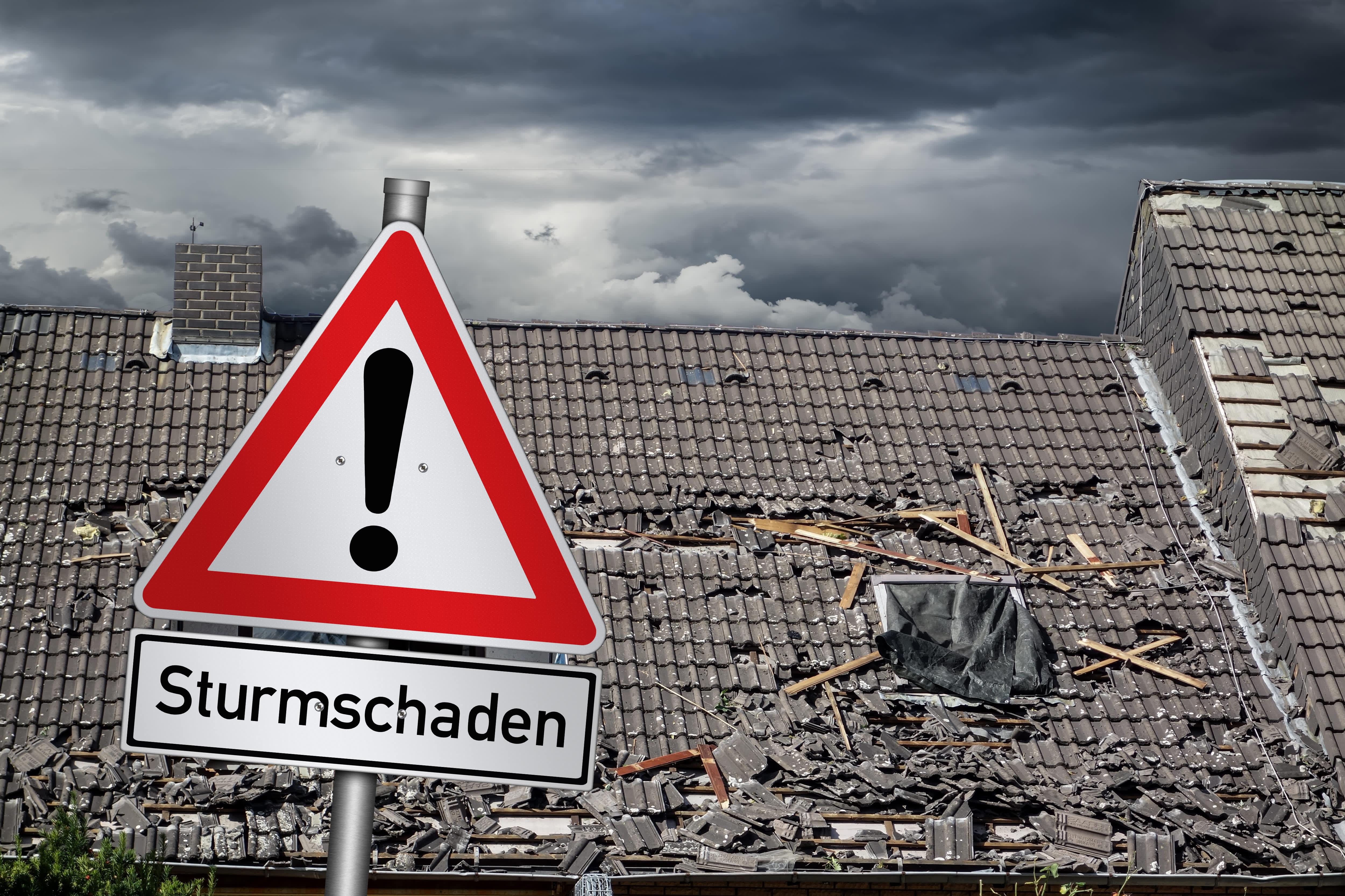 Sturm & Unwetterschäden