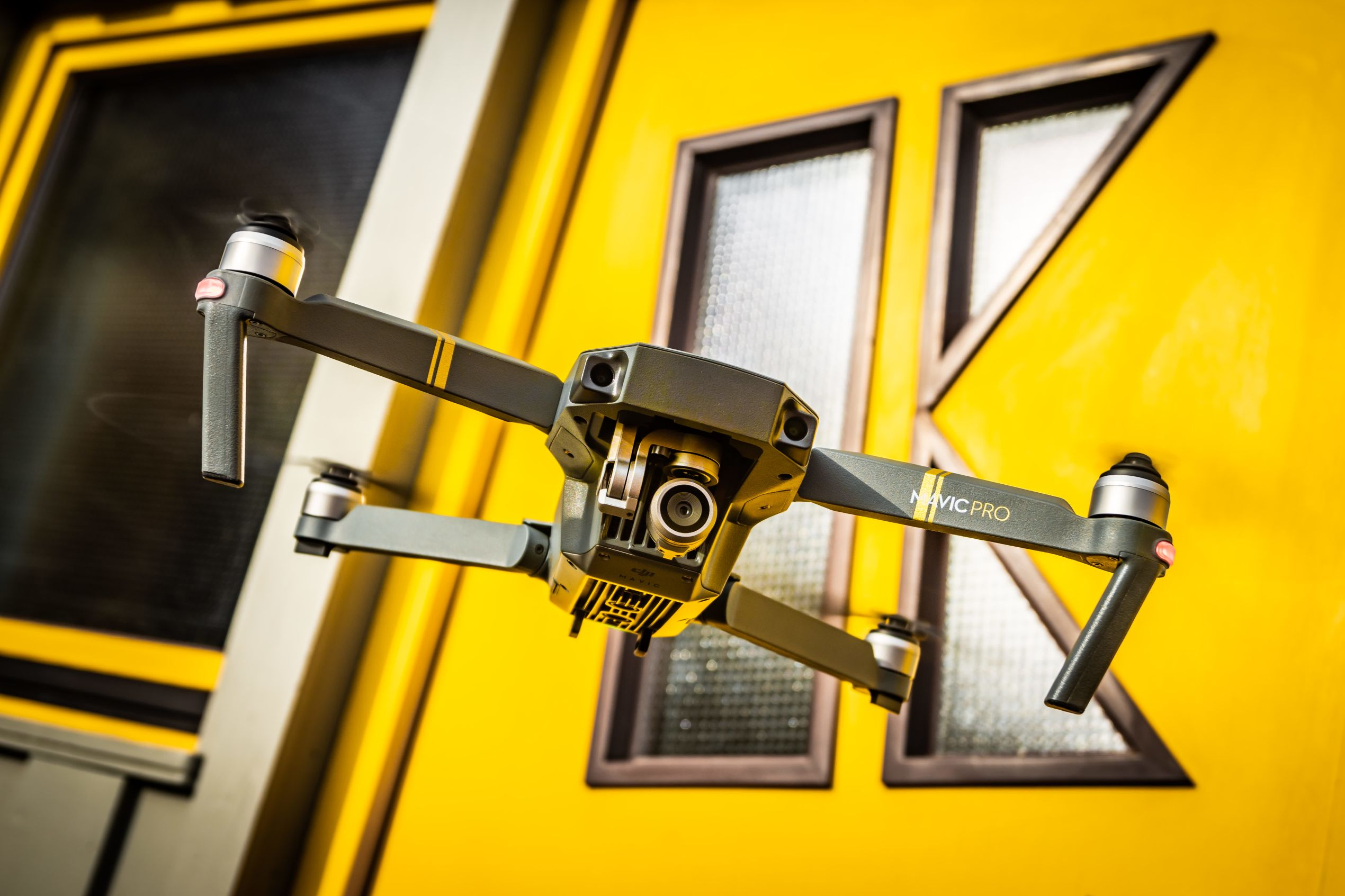 Drohnenflüge
