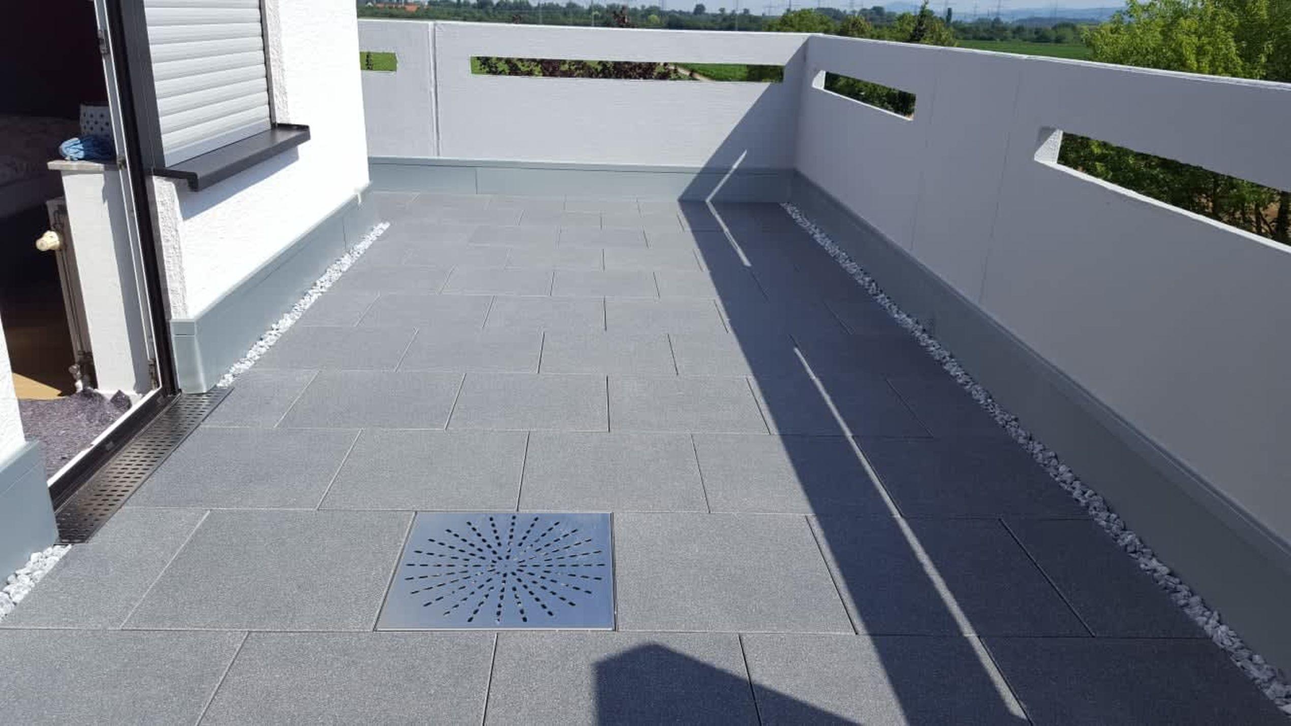 Balkon & Terrassenarbeiten