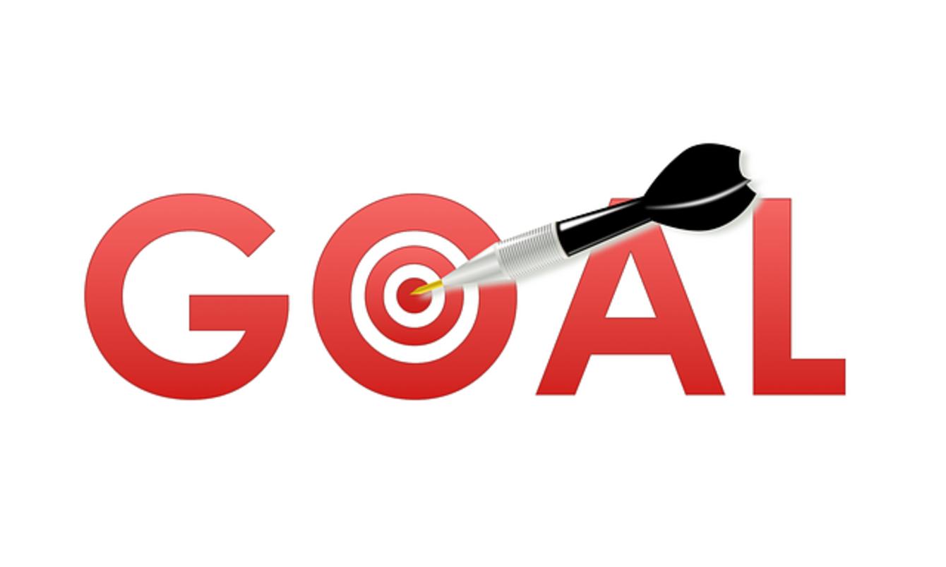 Fixez vous des objectifs atteignables