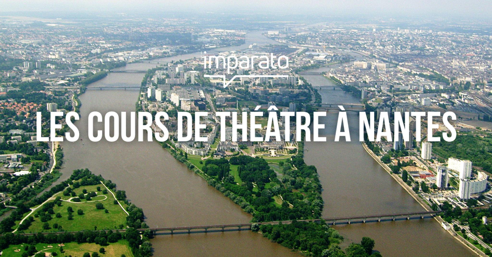 Cours de théâtre à Nantes