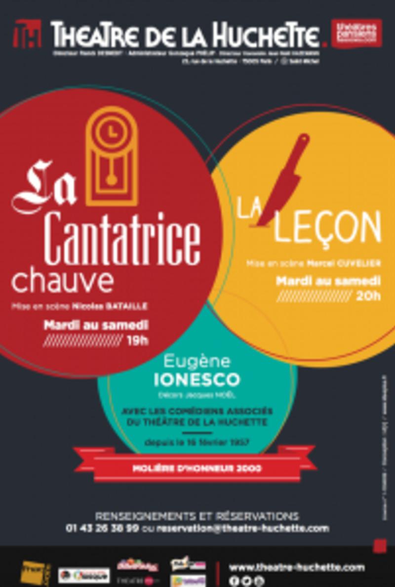 La Cantatrice Chauve / La Leçon