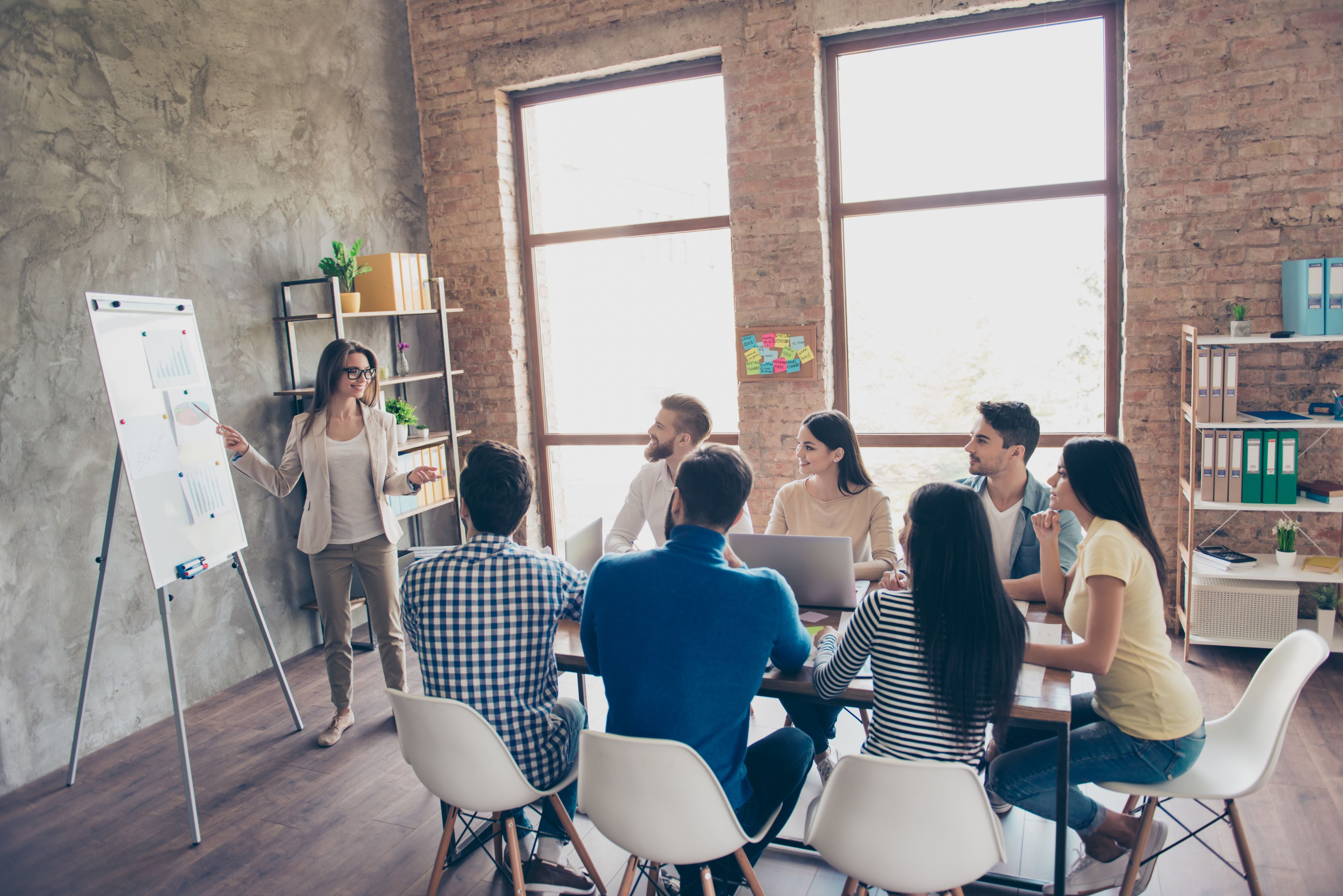 企業向けコーチング