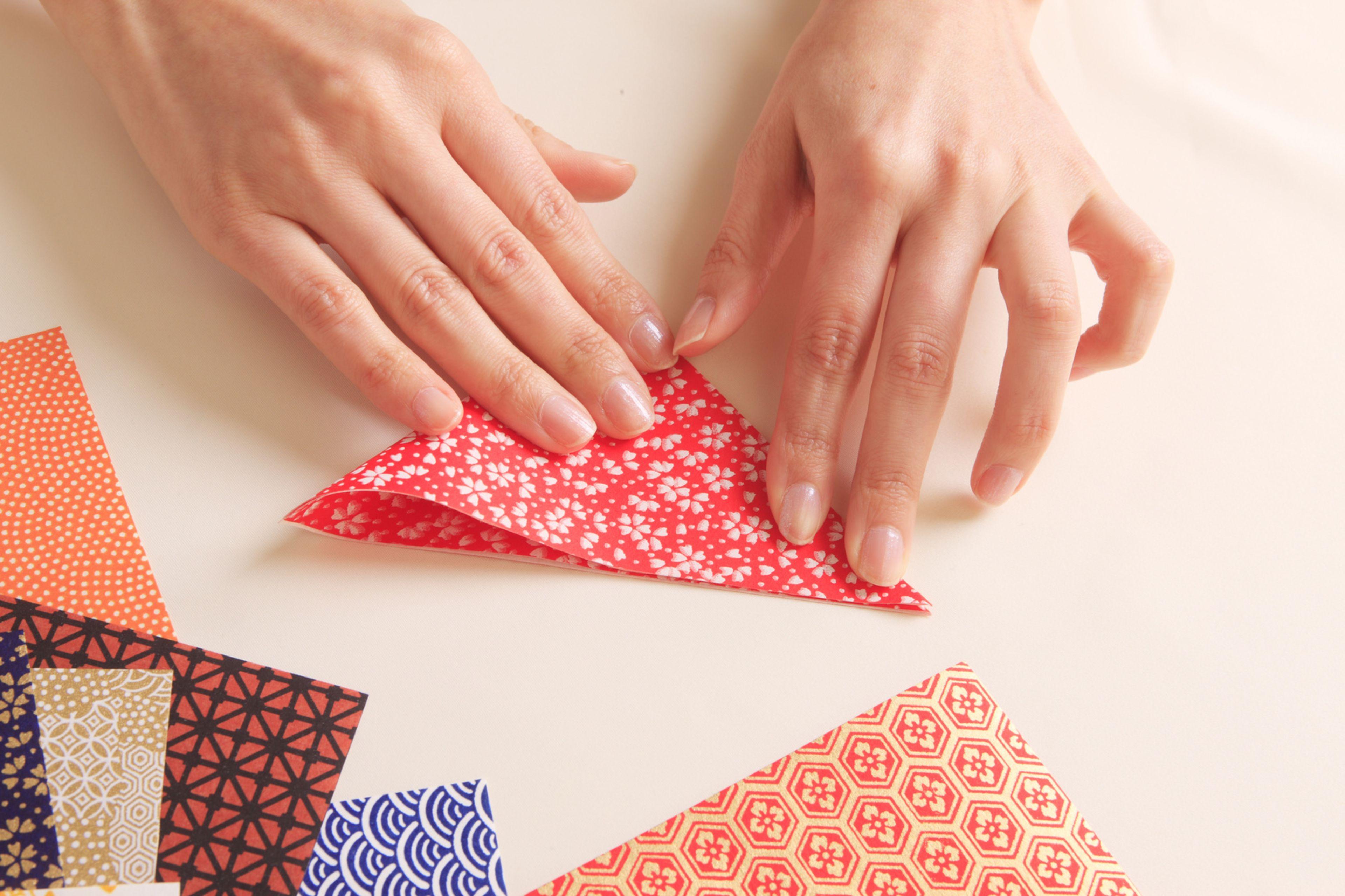 折り紙レッスン