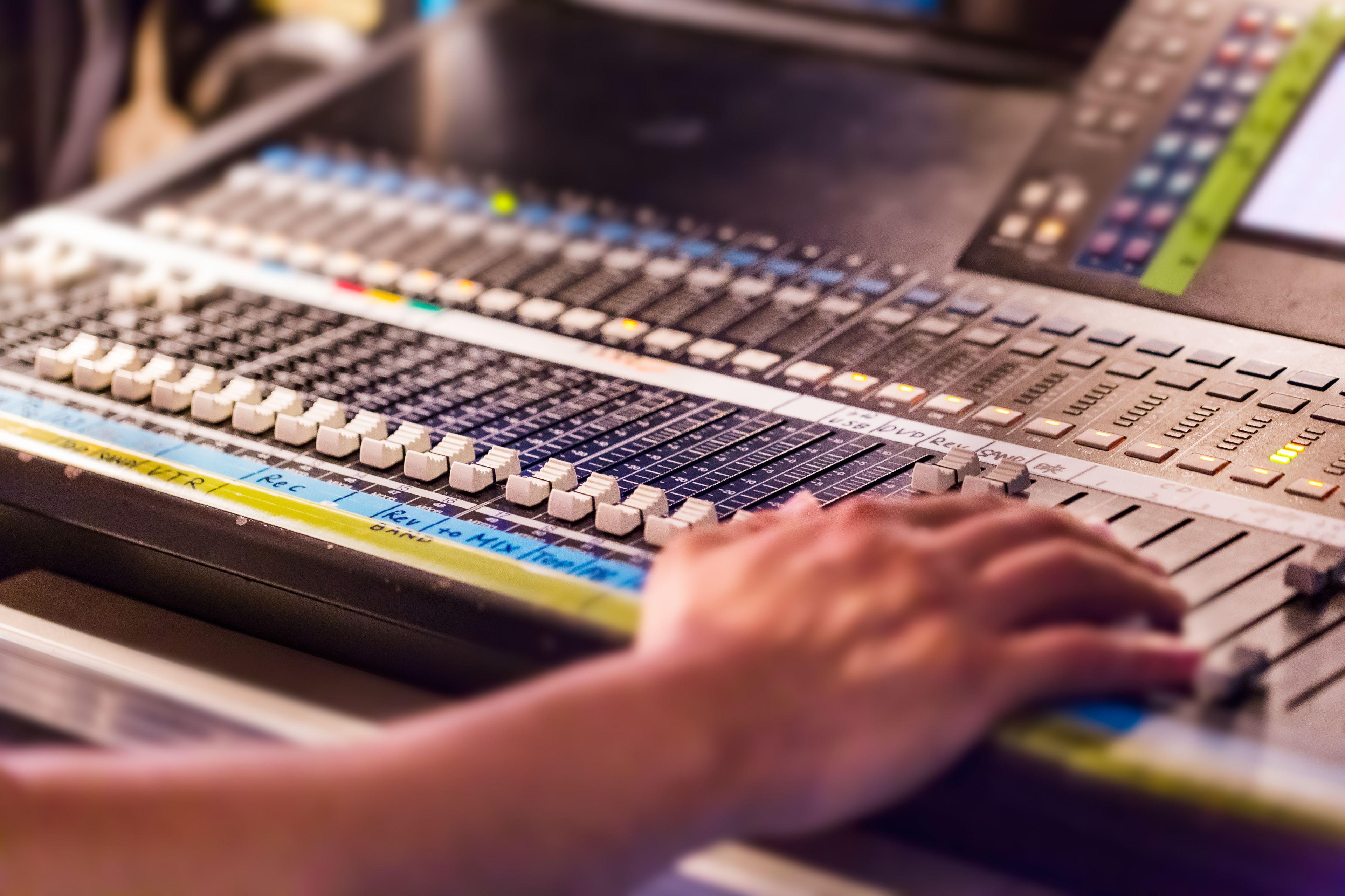 音響設備・技術