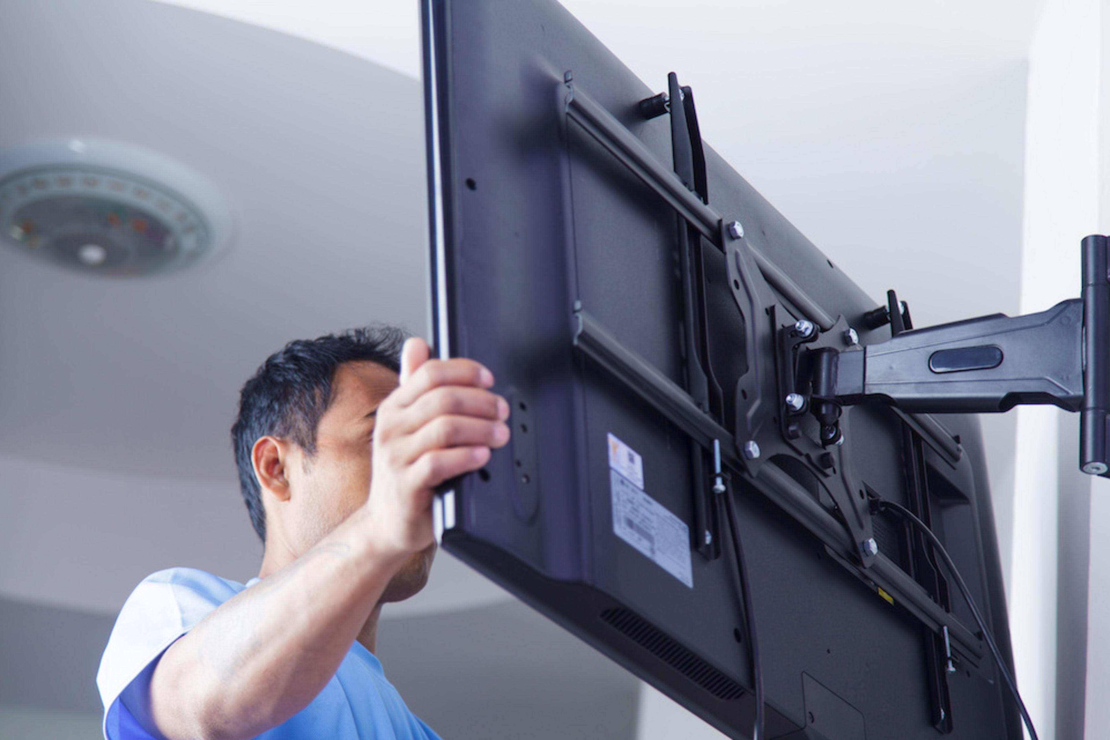 テレビ交換・設置