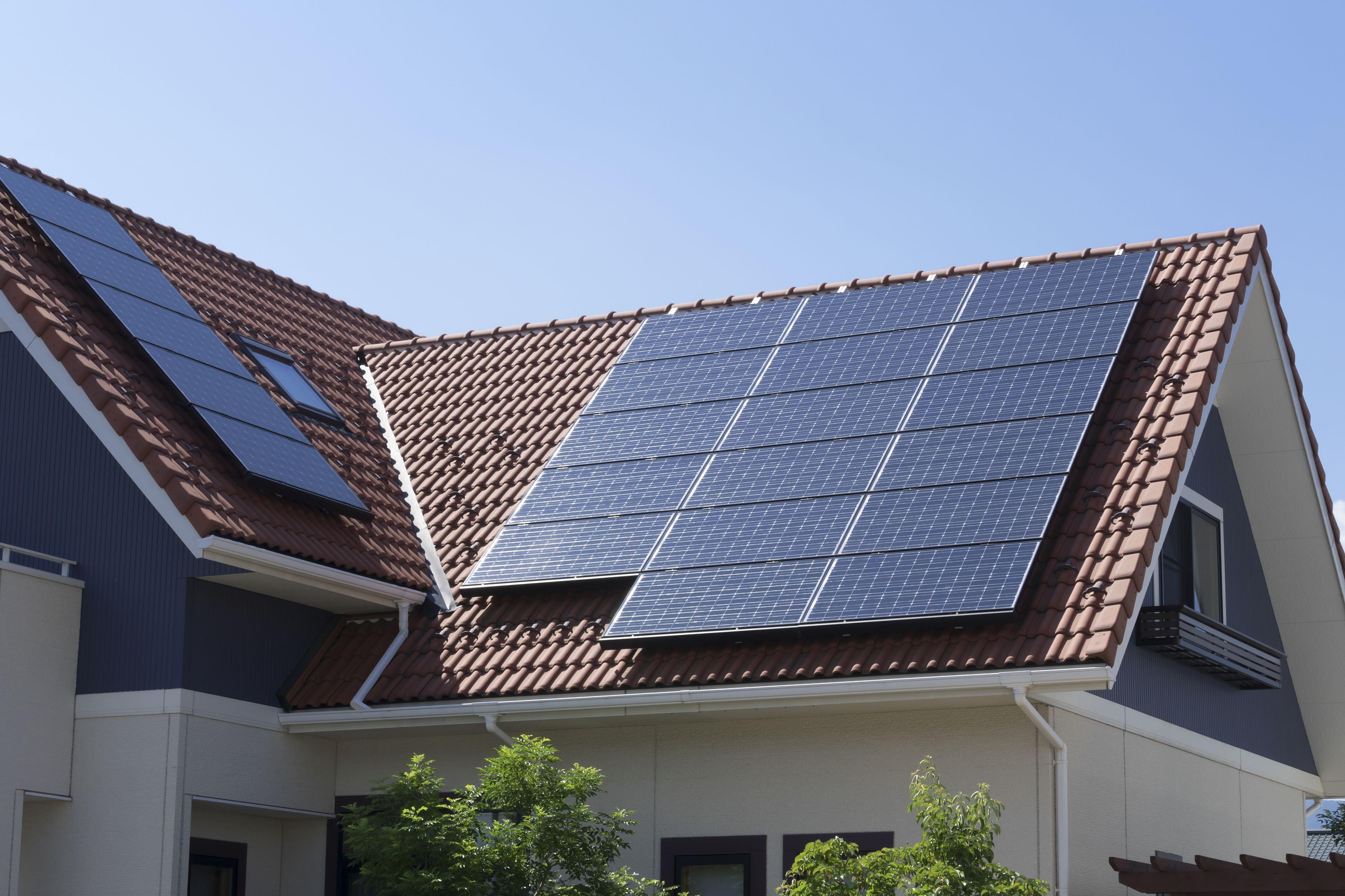 太陽光発電・ソーラーパネルの設置
