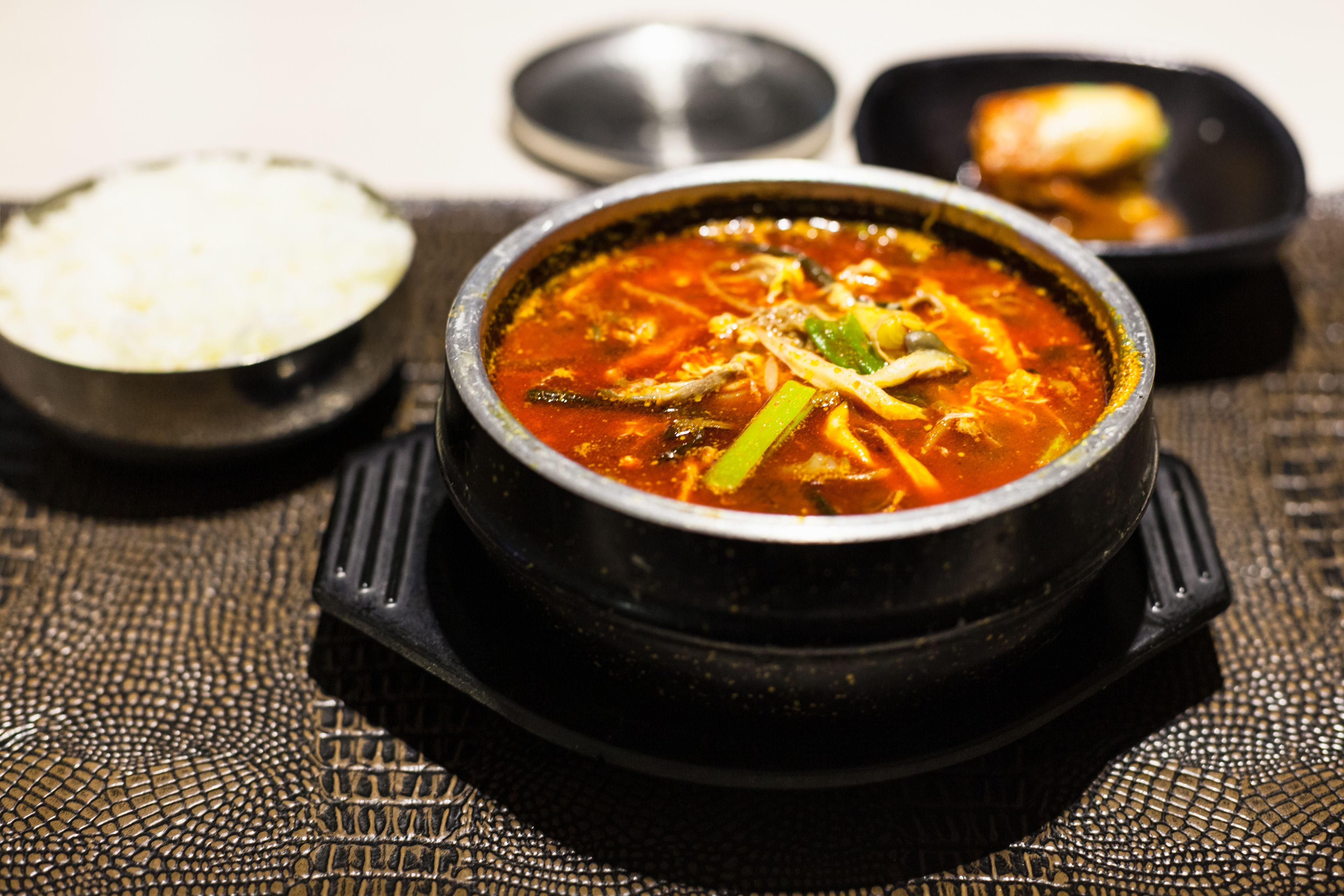 韓国料理レッスン