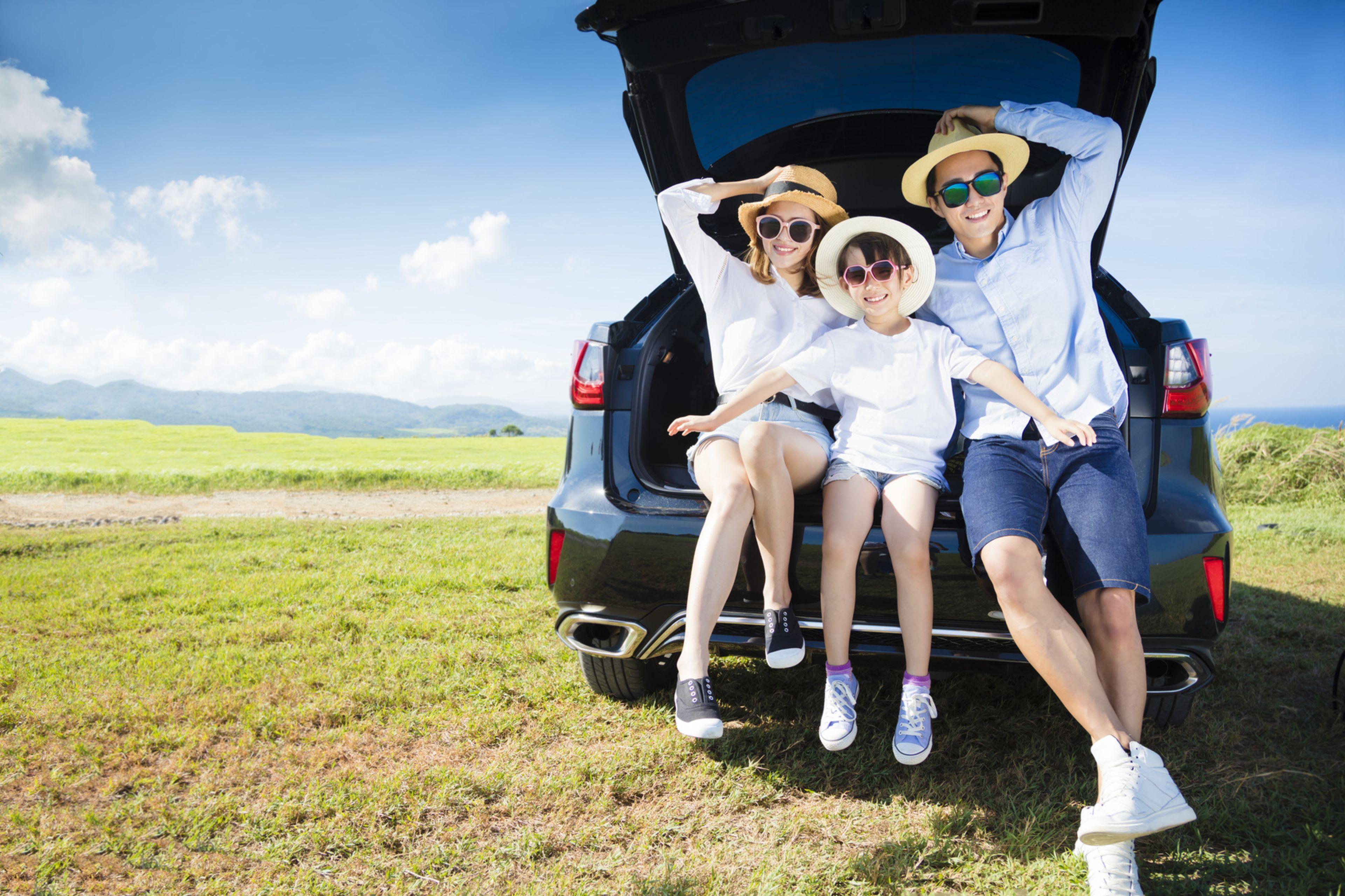 家族写真・記念写真の写真撮影