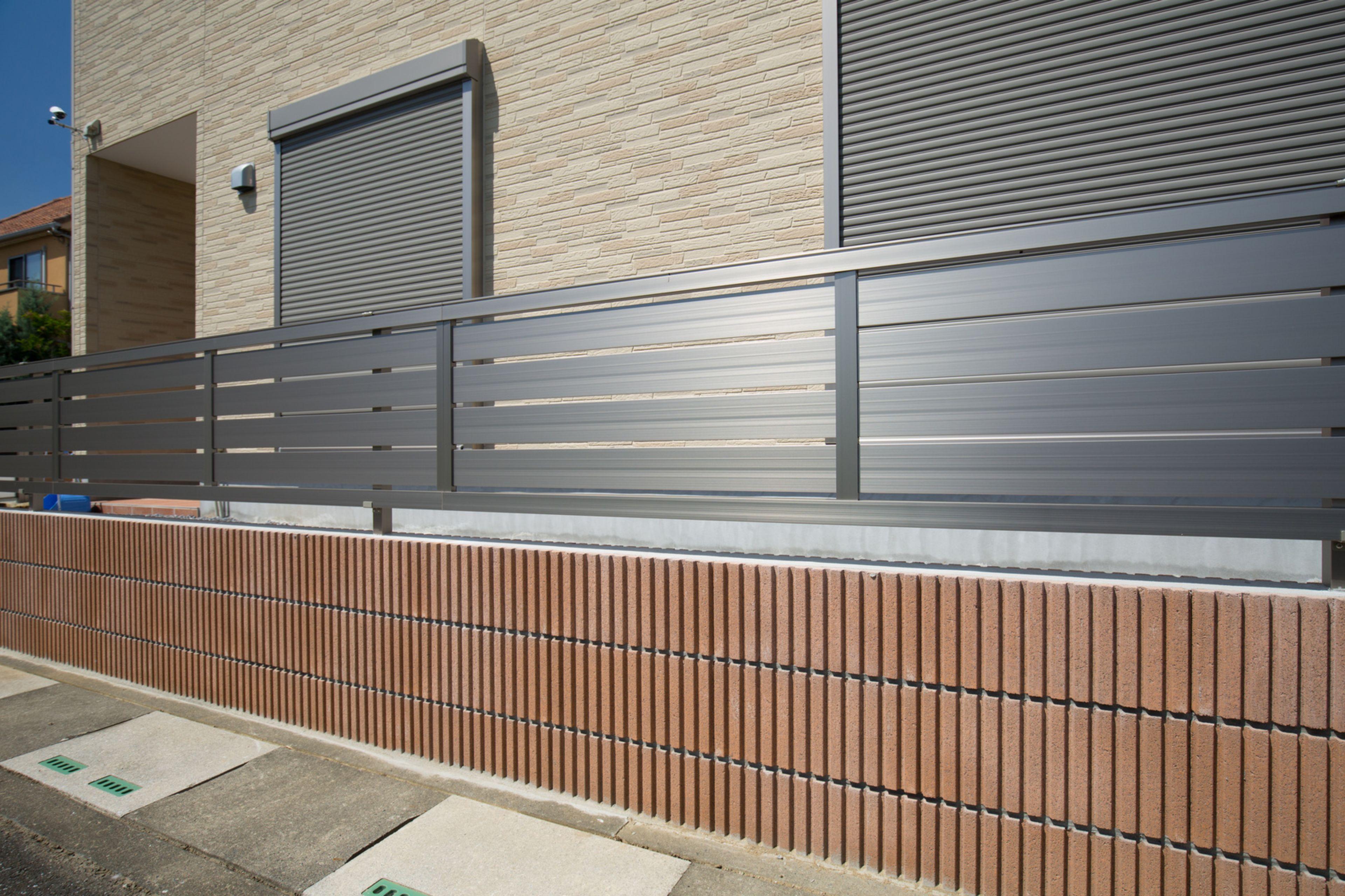 フェンス・門扉・塀のリフォーム工事