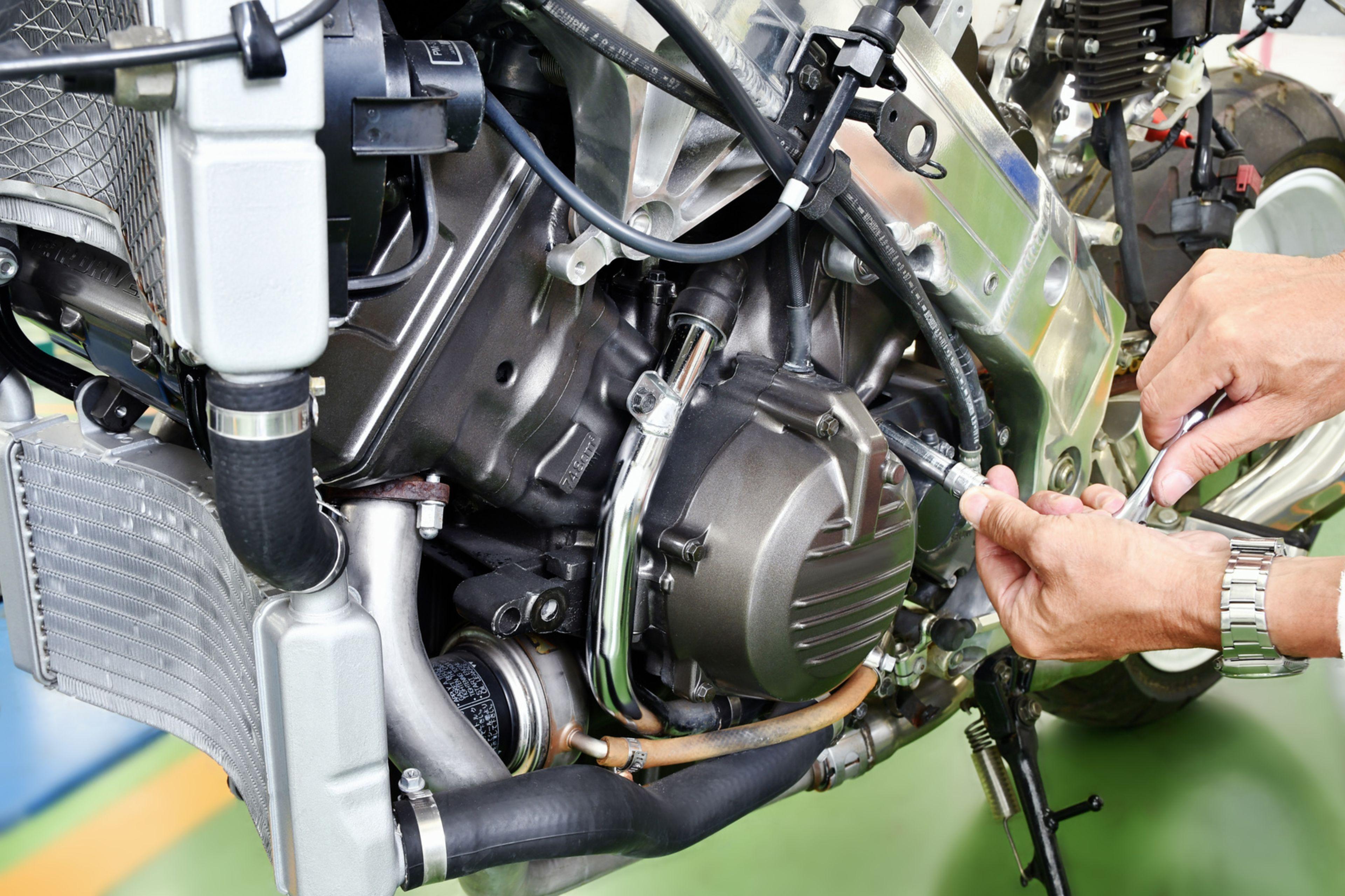 バイク改造・修理・メンテナンス
