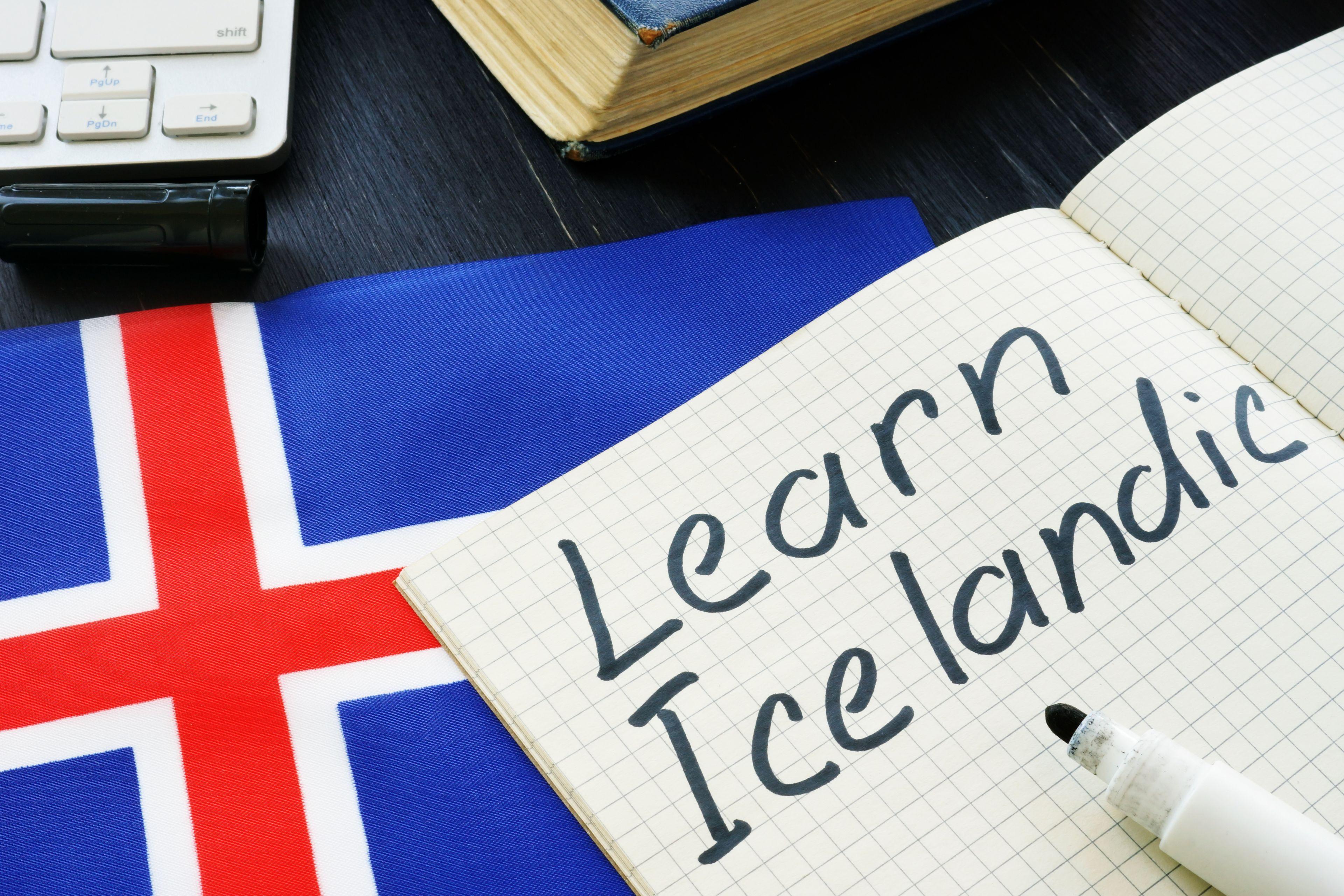アイスランド語