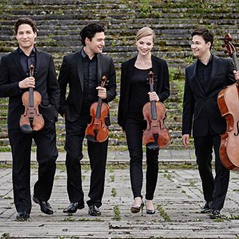 Schumann Quartett | © Kaupo Kikkas