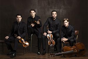 Quatuor Modigliani | © Luc Braquet
