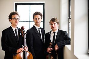 Busch Trio | © Blake Ezra