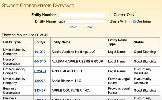 alaska-corporations-search-name-listings