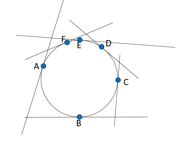 パスカルの定理2