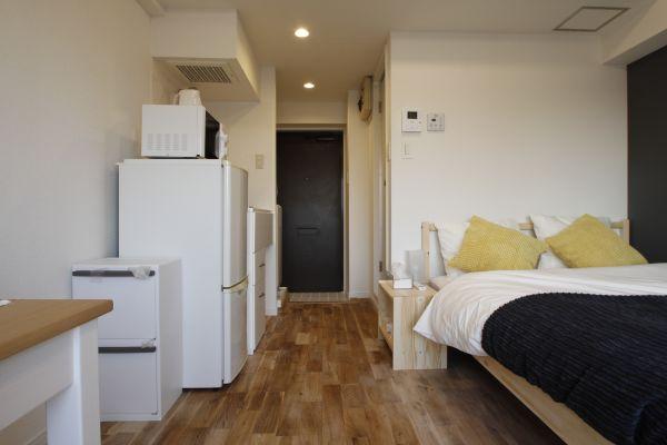 Rustic Modern Apartment near Shinjuku
