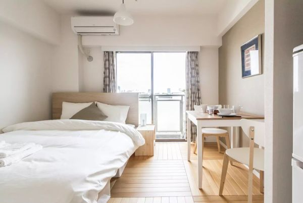 Cozy Nordic Style Apartment, Easy Access to Shinjuku
