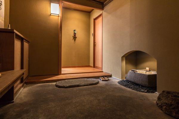 Traditional Japanese & Nordic Modern Apartment near Shinjuku
