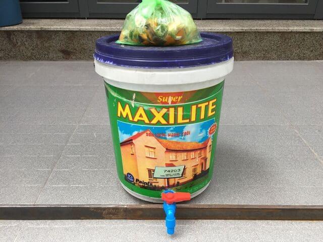 How to Make a DIY Bokashi Bucket at Home
