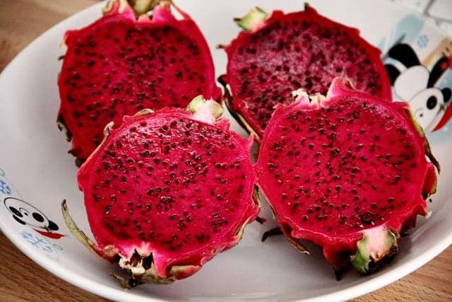 How to tell if dragon fruits are ripe & ready for harvest?