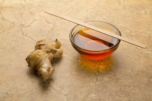 Fermenting Ginger In Honey: 3 Steps