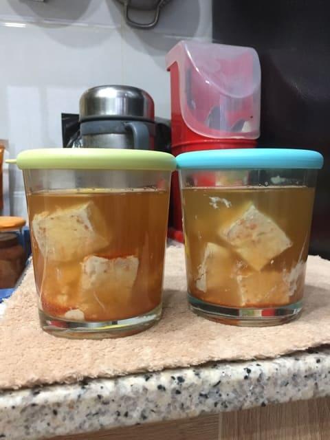 Fermented Bean Curd: Making Chao 2 Ways