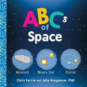 ABCs of Space Children's Picture Book