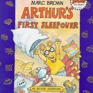 Arthur's First Sleepover (Arthur Adventure Series)