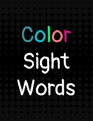 Learn Color Words
