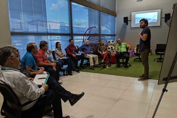 Formação Prática para Gestores de Programas e Ambientes de Inovação