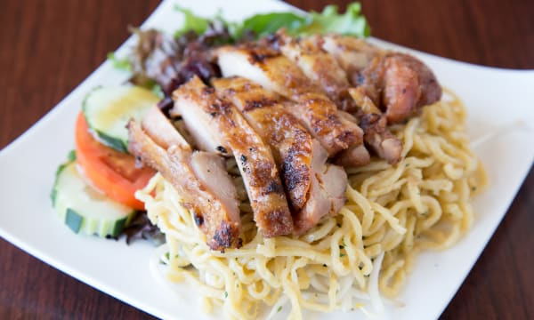 Sample catering from A Taste of Vietnam Noodle Bar & Grill