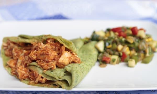 Sample catering from Delicioso