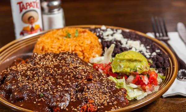 Sample catering from El Gusano
