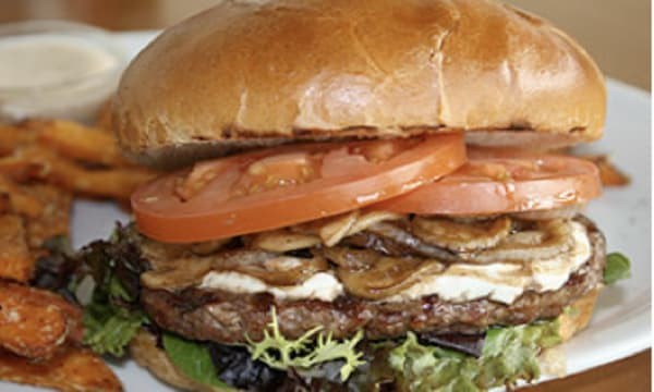 Sample catering from Jack's Prime Burgers & Shakes