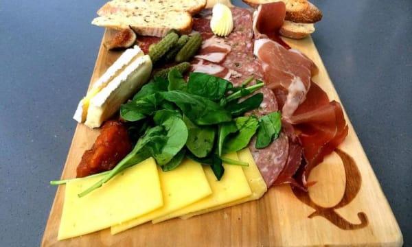 Sample catering from La PanotiQ