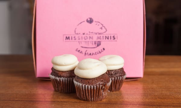 Sample catering from Mission Minis